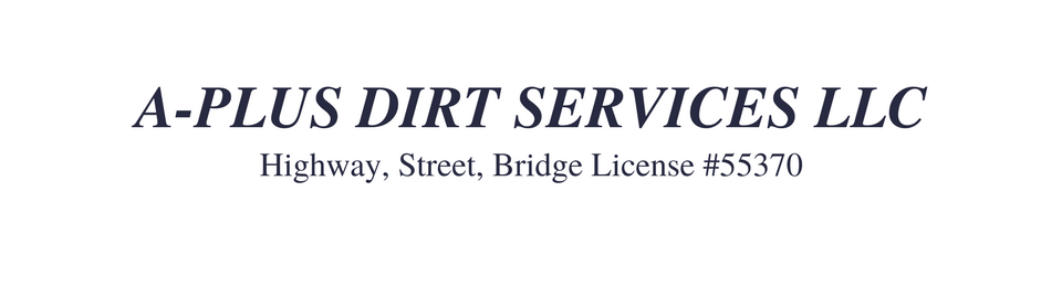 A-Plus Dirt Services LLC